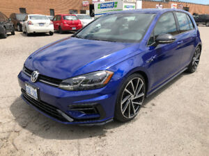 2018 Golf R DSG Mint Condition Lease Transfer