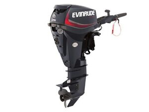 2015 Evinrude 25 HP OUTBOARD ETEC
