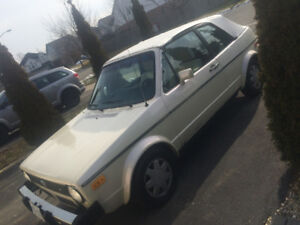 1983 VW Rabbit  (3000 or Trade for a Motorcycle)