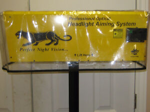 Professional Optical Headlight Aiming System