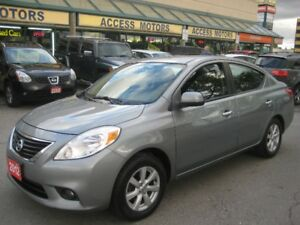2012 Nissan Versa SL, Navigation, Automatic, Alloys
