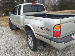 Wanted cap for 2002 Tacoma stepside