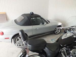 2002 Mazda MX-5 Miata Cabriolet