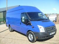 Ford Transit 2.2TDCi ( 100PS ) ( EU5 ) 350 LWB JUMBO LOW MILES