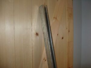 Track for Sliding Pocket Door/Barn Door 6.5 feet long