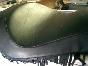 Harley seat- 02-07 XL Low 4.5 tank- recycledgear.ca Kawartha Lakes Peterborough Area image 2