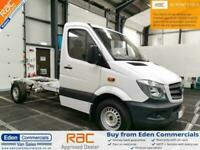 2015 15 MERCEDES-BENZ SPRINTER 2.1 313 * CHASSIS CAB * TIPPER / DROPSIDE