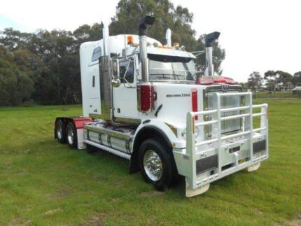 2010 WESTERN STAR 4800FX 6X4 PRIME MOVER South Guildford Swan Area Preview