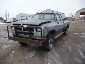 First gen dodge 4x4 parts