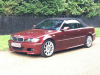 BMW 3 Series 2.0 320Cd Sport 2dr Convertible [2005-05]