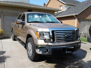 2012 Ford F150 XLT SuperCrew 4x2