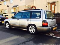 Subaru Forester Turbo .... Reduced