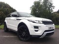 Land Rover Range Rover Evoque 2.2 SD4 Dynamic LUX Coupe 4x4 3dr DIESEL 2011/61