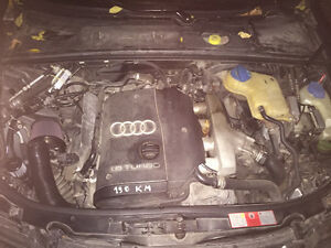 2002 Audi A4 Sedan 1.8T Quattro with upgrades Kitchener / Waterloo Kitchener Area image 10