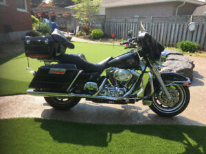 2004 Harley Davidson Electra Glide Classic, FLHTC, $11,500.00