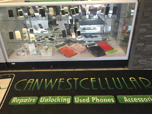 Pre-owned Phones, 3 MONTH  WARRANTY- CANWEST CELLULAR