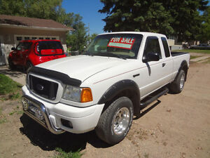 2004 Ford Ranger Edge Super Cab Pickup Truck