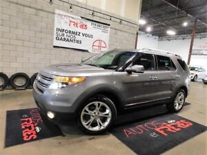 Ford Explorer 4WD 4dr V6 SelectShift Auto Limited 2011
