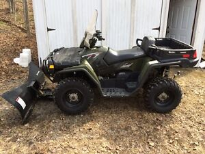 2008 Polaris 700 Twin X2