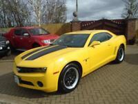 2010 Chevrolet Camero 3.6 V6 Auto LHD