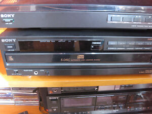 Sony Stereo System - Price Lower