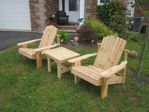 Have a Chair   Adirondack chairs -tables