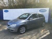 2007 56 Vauxhall Corsa 1.3CDTi 16v 2006.5MY SXi+ Diesel