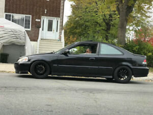 CIVIC SI 98 B SERIES ECHANGE GOGOGO!!!!