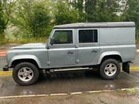 2015 15 LAND ROVER 110 DEFENDER 2.2I D Utility XS / LWB / LEATHER / AIR-CON