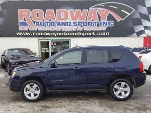 2013 Jeep Compass North 4WD PST PAID
