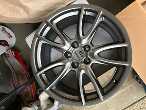 2 Mustang Gt Track Pack Wheels 19""