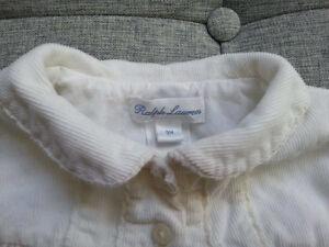 Ralph Lauren 9 Month Corduroy Dress Peterborough Peterborough Area image 2