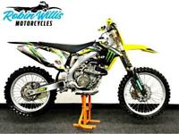 Suzuki RMZ 450 2015 Motocross bike 4 stroke