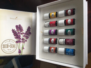 Young living essential oil kit