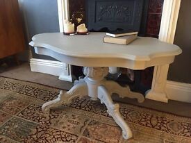 Stunning ornate french coffee table