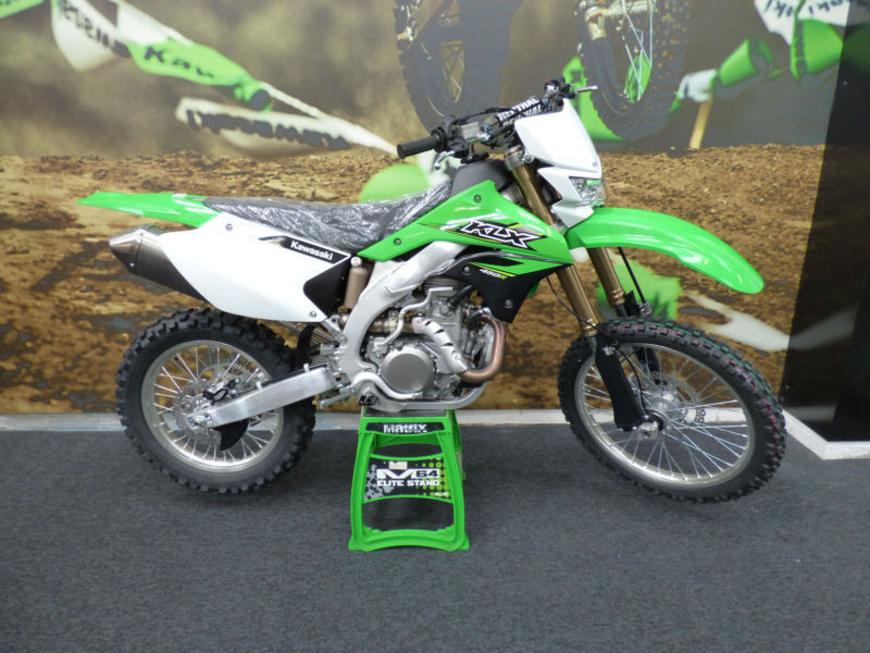 2017 Kawasaki KLX450 Enduro Genuine UK ROAD REGISTERED!!!