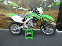2017 Kawasaki KLX450 Enduro Genuine UK Bike Kawasaki Main dealers