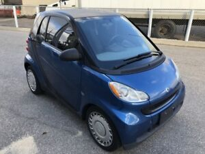 2009 Smart Fortwo 2d