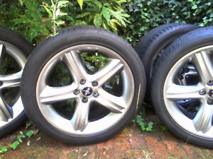 Ford Mustang Alloy Rims for sale.