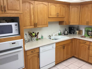 Beautiful Oak Kitchen Cabinets for sale