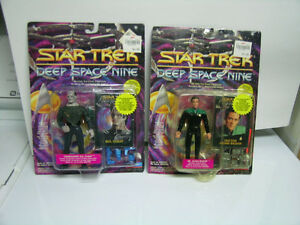 Deep Space 9  action figures 6 inch new in packages