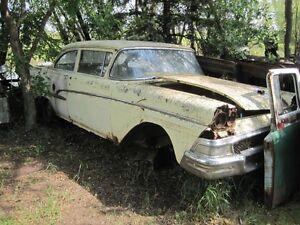 1958 Ford 2 Dr Sedan