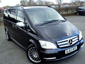 Mercedes-Benz Viano 2.2CDI ( 163bhp ) Avantgarde Blue Efficiency