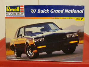 1987 Buick Grand National 1:24 Scale Model by Revell