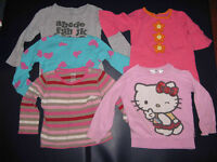Large Lot of Girl's Clothes - Sizes 3-4