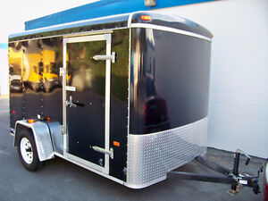 ENCLOSED 6 X 10 CARGO TRAILER ***FIRST $2700 GETS IT***