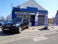 2008 BMW X5 3.0sd auto M Sport,137,000 MILES,NEW SHAPE,SAT NAV,REVERSE CAMERA..