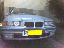 1998 BMW 3 Sedan Adamstown Heights Newcastle Area Preview