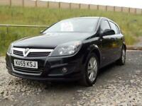 2009 Vauxhall Astra 1.4 i 16v SXi 5dr Hatchback Petrol Manual