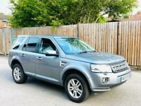 2013/13 LAND ROVER FREELANDER 2 XS COMMERCIAL 2.2 TD4 150 PS-AUTOMATIC-ORKN GREY